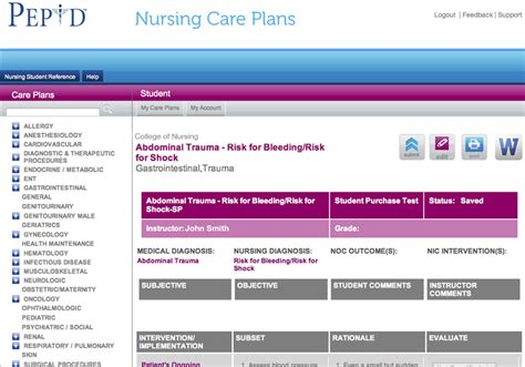nursing education resources software for rn students