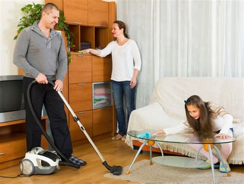 clean the house does having a clean home make you happier window genie blog