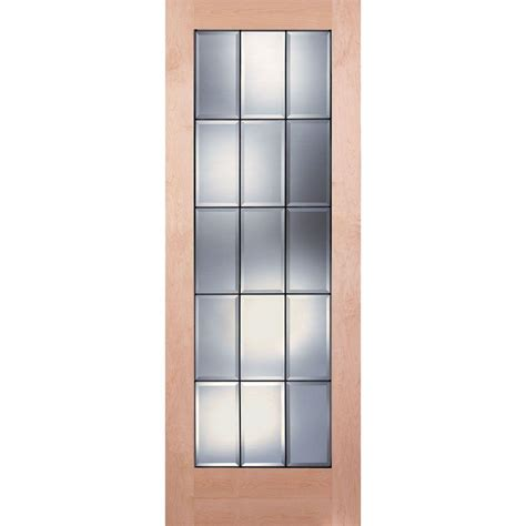 jeld wen woodgrain 6 panel unfinished pine single prehung jeld wen 30 in x 80 in woodgrain 6 panel unfinished pine