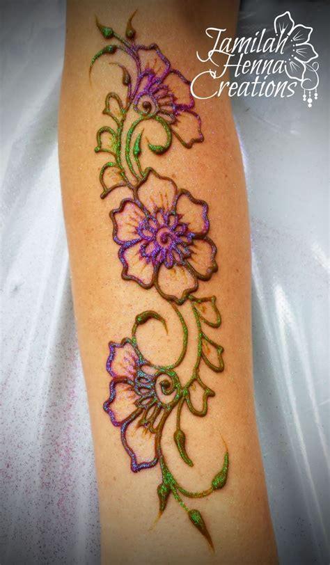 henna tattoo online 35 best free glitter tattoos images on