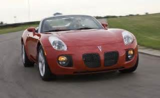 2007 Pontiac Solstice Review 2007 Pontiac Solstice Gxp Photo