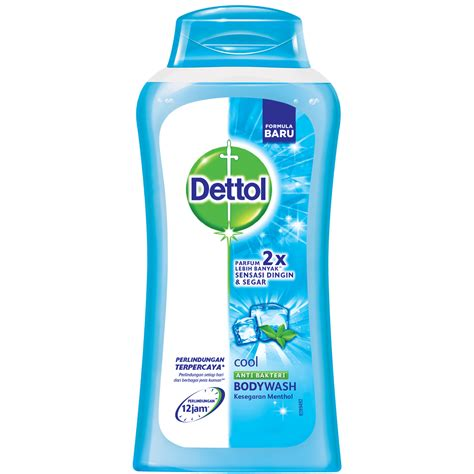 Dettol Wash Cool 625ml 450ml dettol anti bacterial cool bodywash dettol cool bodywash