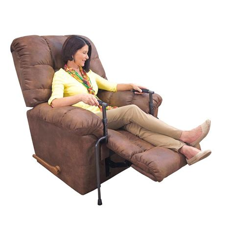 standing recliner chair com able life universal stand assist adjustable