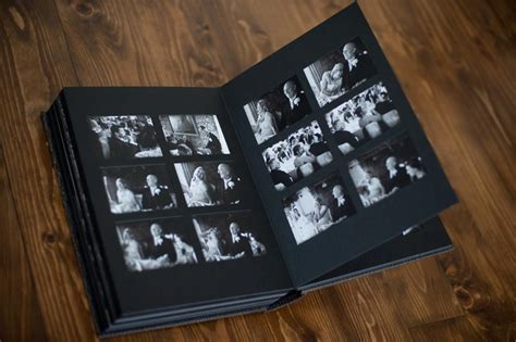 Handmade Wedding Photo Album - wedding album design handmade matted wedding albums