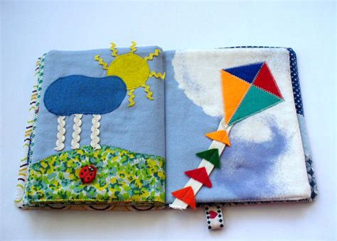 upholstery book cloth book activity baby book fabric book soft funny toy