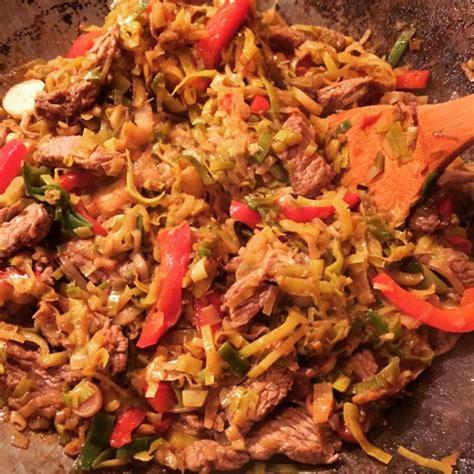 recettes de cuisine au wok boeuf au wok une recette cuisine de m 233 m 233 moniqcuisine