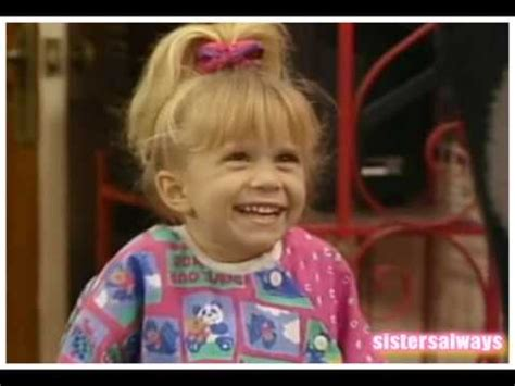 full house little girl full house michelle tanner quot just a little girl quot youtube