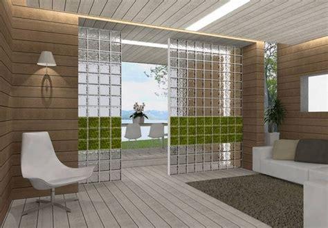 piastrelle vetrocemento vantaggi pareti vetrocemento le pareti vantaggi delle