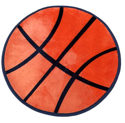 basketball rugs crb 40 quot royal plush basketball accent rug
