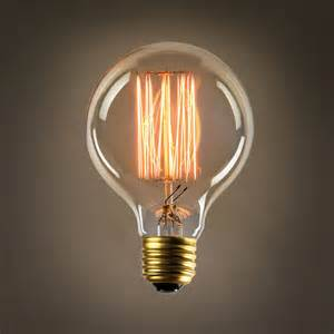 Lights com bulbs edison bulbs midwood g25 vintage globe bulb 40w