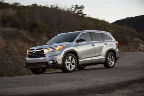 Toyota Highlander Sales Figures Sales Figures For 2014 Toyota Highlander Autos Post