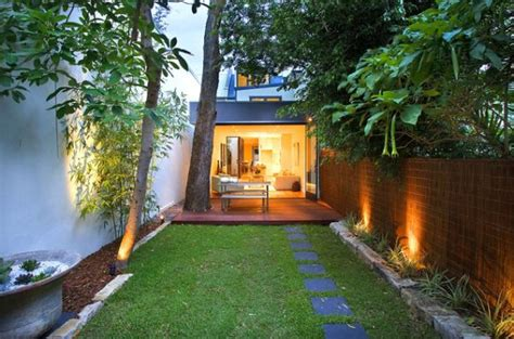 The Backyards by 10 Inspiring Design Ideas For Tiny Backyards