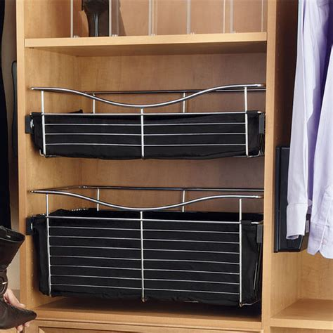Wire Drawers For Kitchen Cabinets by 20 Inch Deep Closet Or Kitchen Cabinet Heavy Gauge Wire