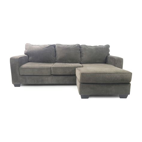 ashley hodan sofa chaise ashley sofa chaise hodan sofa the honoroak