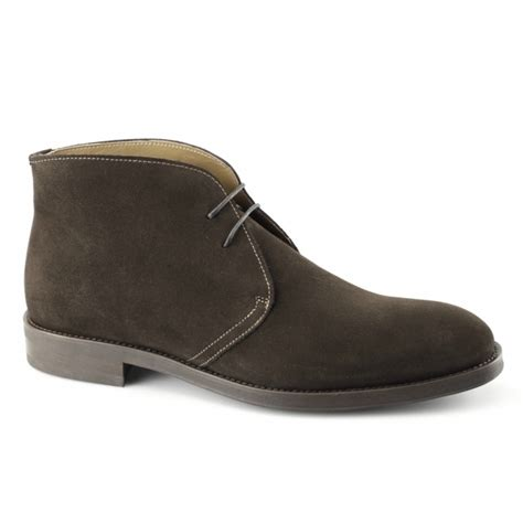 white westbury mens suede chukka boots brown buy at