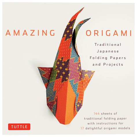 Japanese Origami Books - amazing origami newsouth books