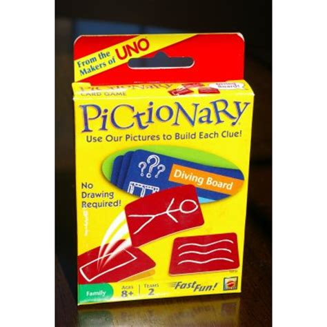 pictionary gioco da tavolo www uplay it pictionary card gioco da tavolo mattel