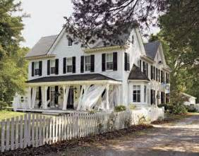 Farmhouse Style House by Amanda Cromwell Farmhouse Style Exterior