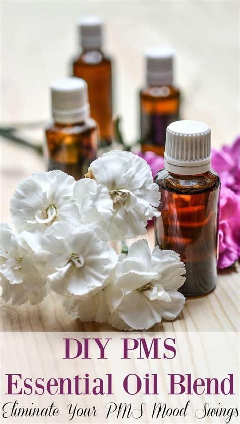 essential oils for mood swings diy pms essential oil blend eliminate your pms mood swings