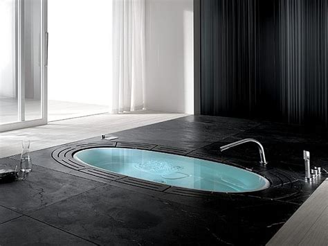 luxury showers and bathtubs sorgente built in whirlpool bathtub by teuco guzzini video