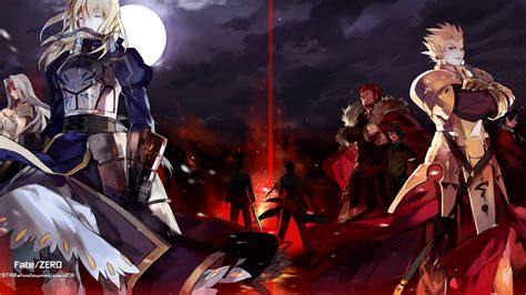 fate zero haremaster99 images fate stay hd wallpaper and