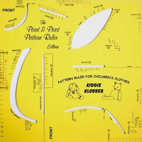 general pattern ruler kit products archive make sewing patterns