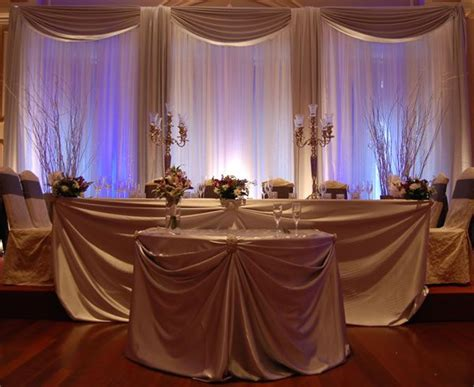pipe drape backdrop kits professional wedding backdrop kit w pipe drape valence