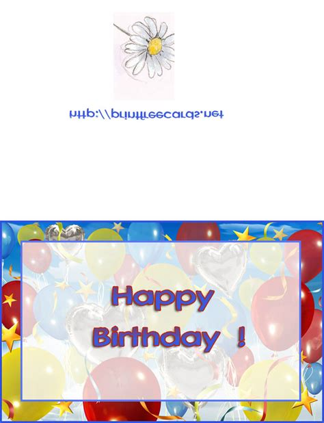 free printable birthday note cards free printable birthday cards free birthday greeting cards