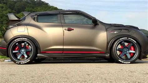 What Does Rs On A Car by Air Runner For Nissan Juke F15 Hk
