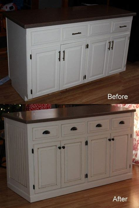 Kitchen Island Makeover Ideas Kitchen Island Makeover