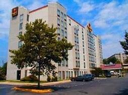 comfort inn at the pentagon hotel washington dc