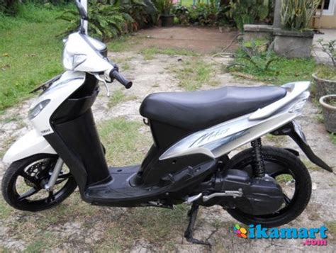 Yamaha Mio Soul Cw Thn 2009 jual yamaha mio putih 2009 2010 motor
