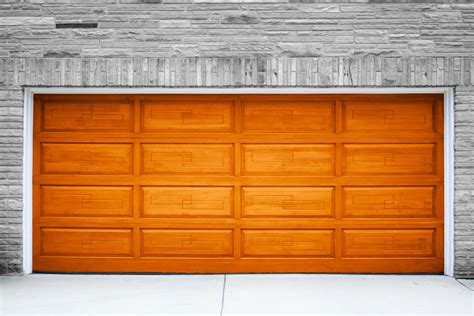 Wooden Garage Doors Caring For Your Wooden Garage Doors A Garage Doors