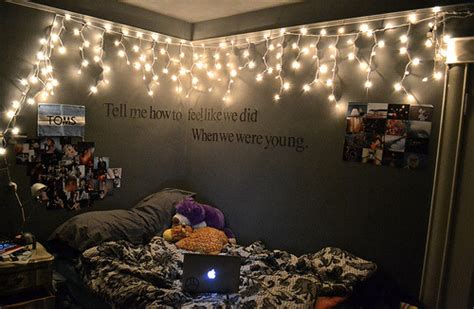 pretty lights bedroom stay in your room