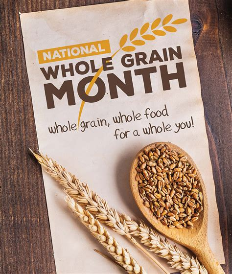 whole grains for 12 month features all items