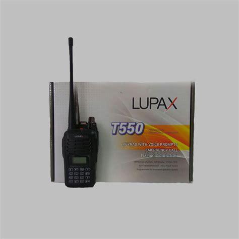 Baterai Ht Lupax T550 ht lupax t550 langit biru komunikasi