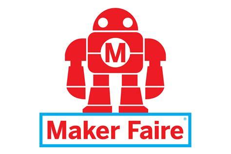 logo st maker in novantamila per la maker faire 3d printing creative