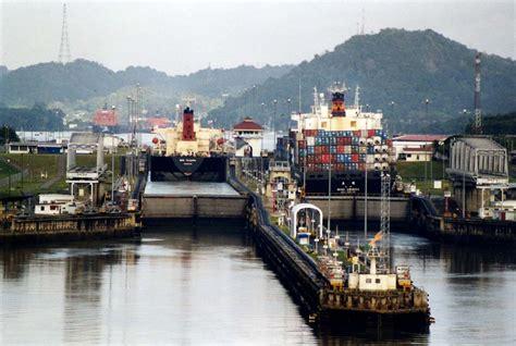Photo Panama Canal by Panamax