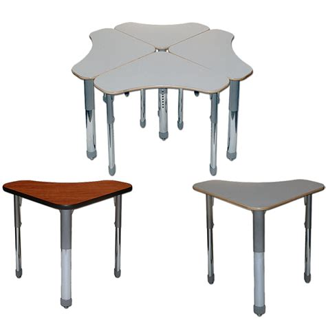 Allied Plastics Student Desk In