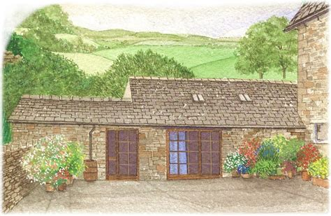 The Byre Cottage by Prices Valley Holidays At Newby End Farm