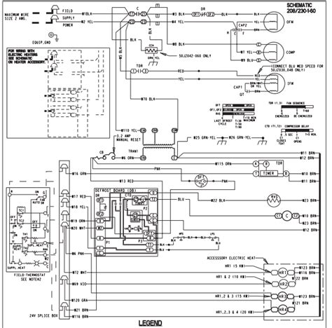 payne air handler wiring diagram 32 wiring diagram