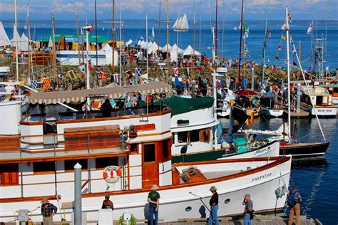 wooden boat festival port townsend port townsend wooden boat festival 2015 northwest school