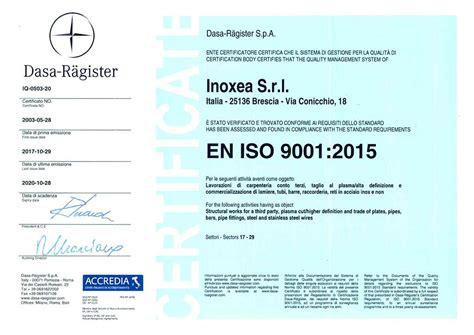 servizi inox inoxea qualit 224 reale inoxea