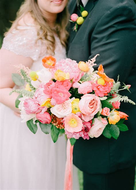 colorful wedding colorful wedding bouquet wedding ideas 100