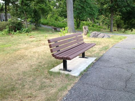 memorial bench program palisades interstate park in new