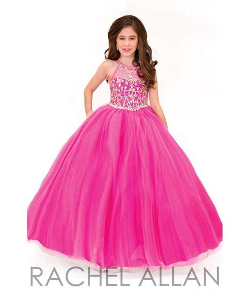 Dress Anak Cutie Pink Gown Baju Pesta Anak Our Kiddos formal dresses dress yp