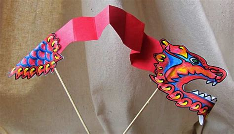Paper Crafts For New Year - year of the new year in the