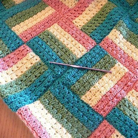 Crochet Quilt Pattern by 25 Best Ideas About Square Crochet Pattern On