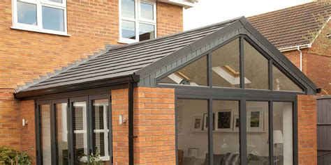 solid roof conservatories tiled roof conservatory