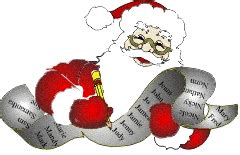 Red Kitchen Carts - santa claus santa s reindeer and elves at holiday insights